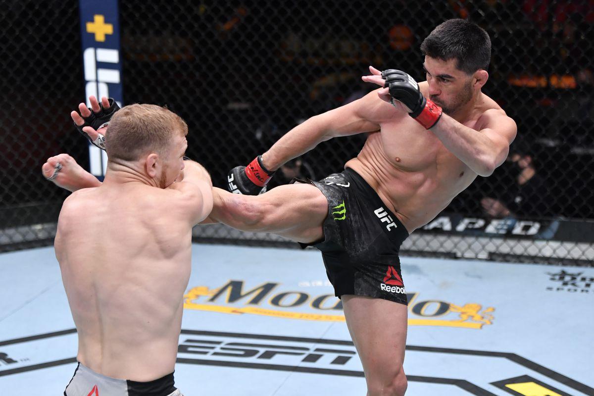 UFC 259: Cruz v Kenney