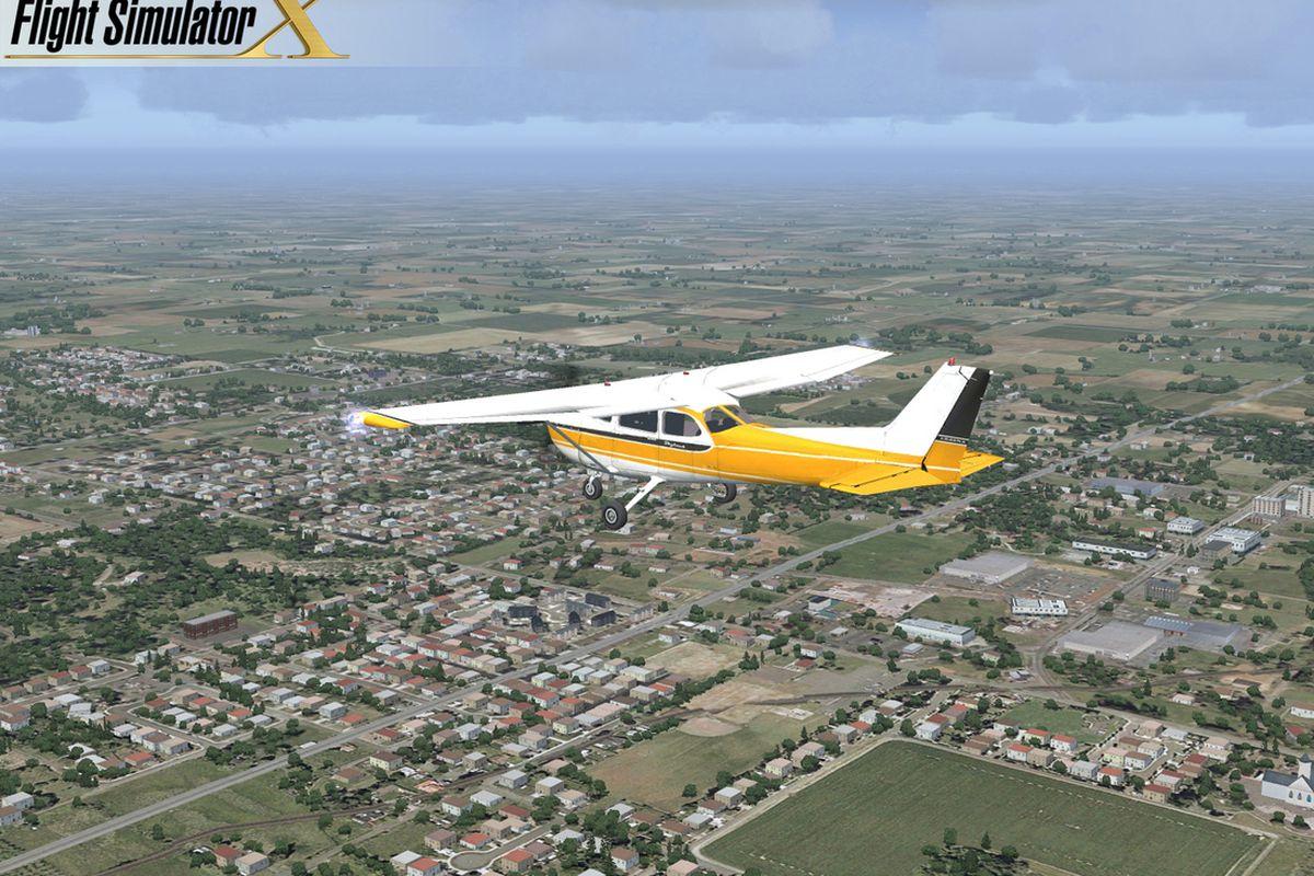 Microsoft Flight Simulator tech to power 2015 game from