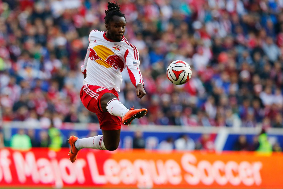 Could Péguy Luyindula be one of many players on the move this week?