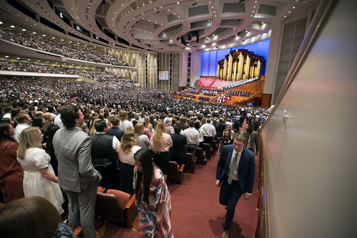 Twitter reacts to announcement of seven new LDS temples