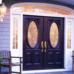 Chautauqua Woods Custom Doors