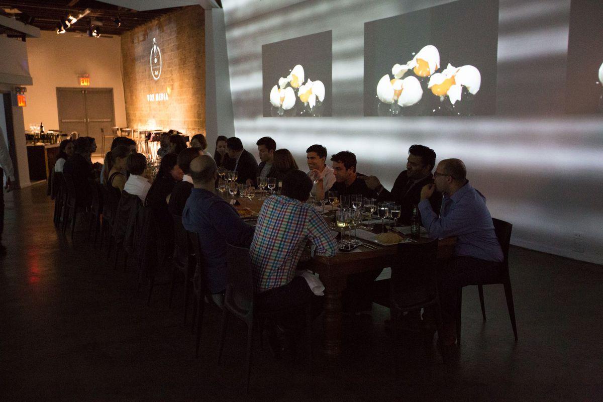 vox media dinner 10
