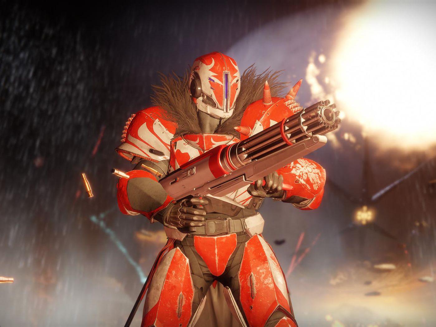 Destiny 2 guide: Best Titan Exotic armor - Polygon