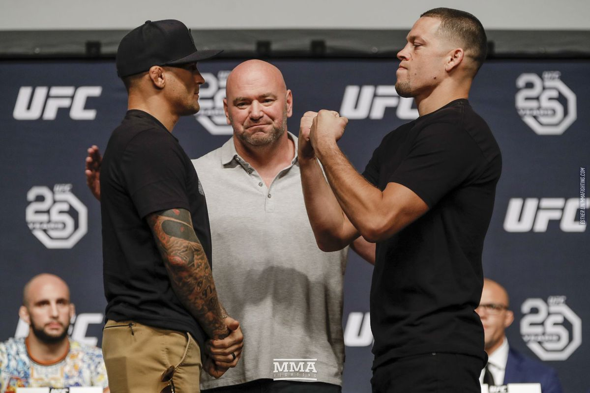 Image result for nate diaz and po