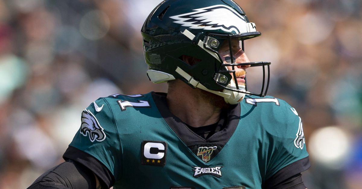 Eagles News: Carson Wentz is the third highest graded quarterback through three weeks - Bleeding Green Nation