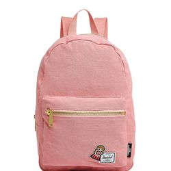 """<a href=""""https://www.bloomingdales.com/shop/product/herschel-supply-co.-grove-backpack-100-exclusive?ID=2874821&CategoryID=1049859#fn=ppp%3Dundefined%26sp%3D1%26rId%3D96%26spc%3D78%26spp%3D41%26pn%3D1%7C1%7C41%7C78%26rsid%3Dundefined%26smp%3DmatchNone"""">Herschel Supply Co. backpack</a>, $60"""