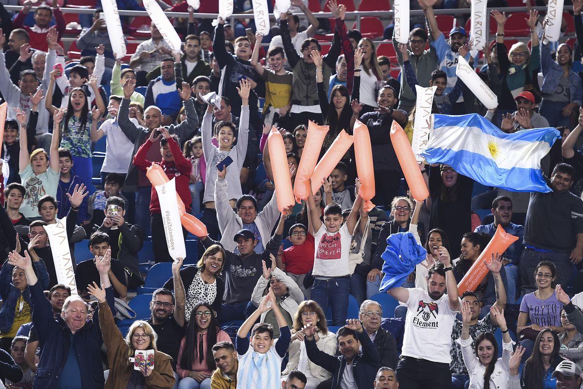 Argentina v Mexico - FIBA Americas Qualifier