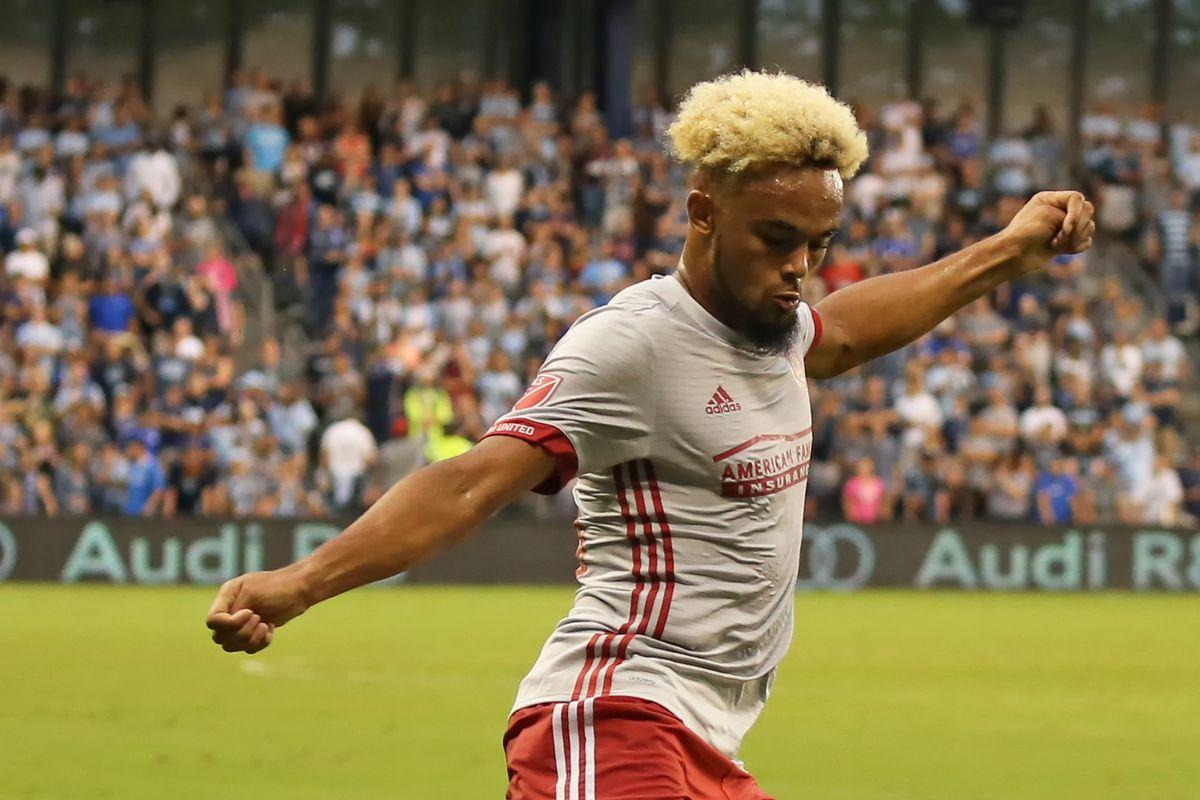 SOCCER: AUG 06 MLS - Atlanta United FC at Sporting KC