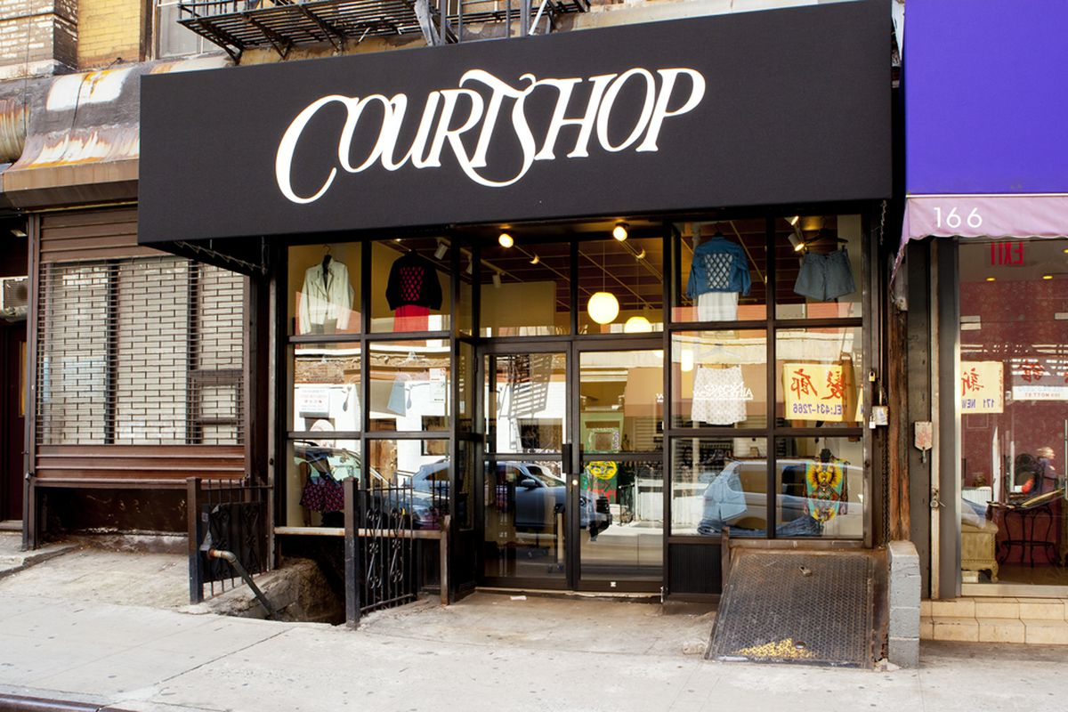 """Photo of Courtshop's Mott Street store by <a href=""""http://williamchanphoto.com"""">William Chan</a>"""