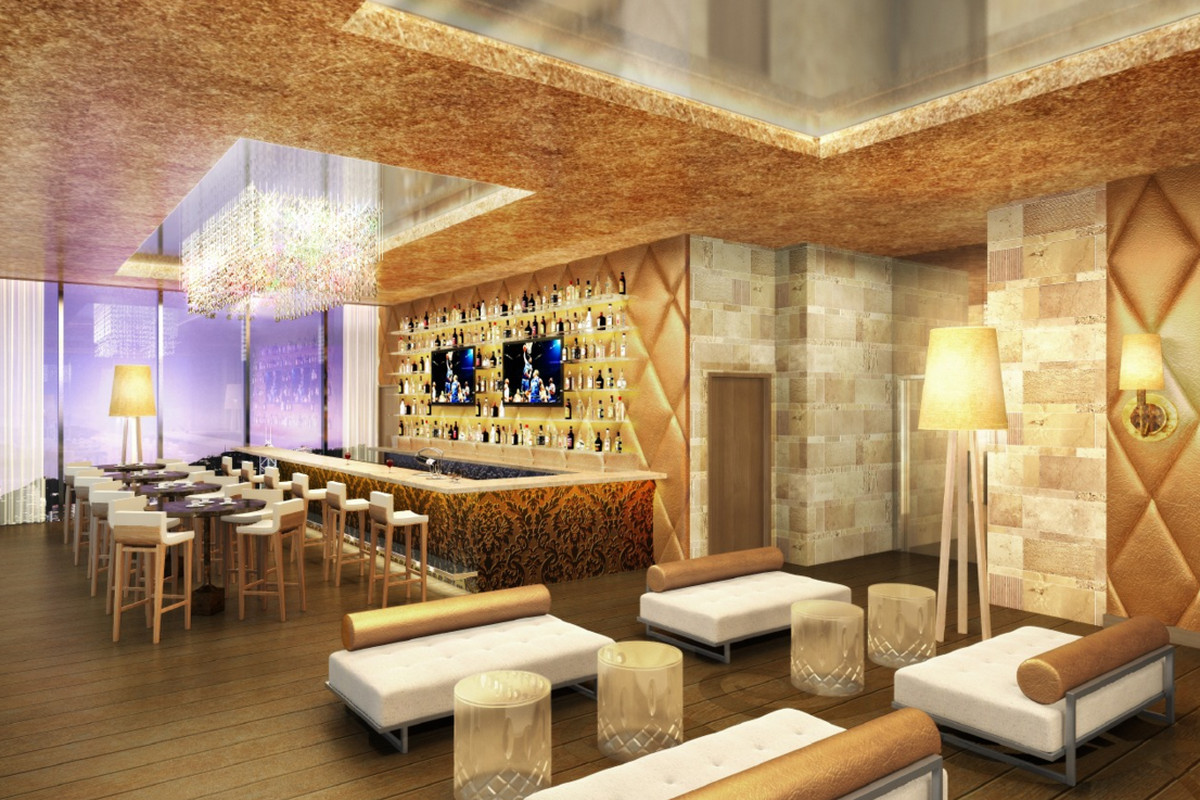 Westin Nashville Unveils Plans For L27 Rooftop Bar More W