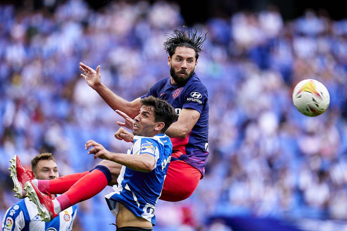 RCD Espanyol v Club Atletico de Madrid - LaLiga Santander