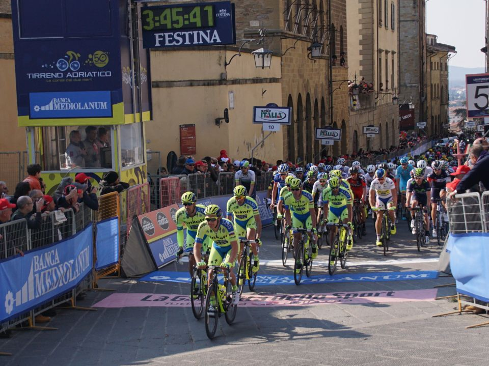 Tirreno stage 3