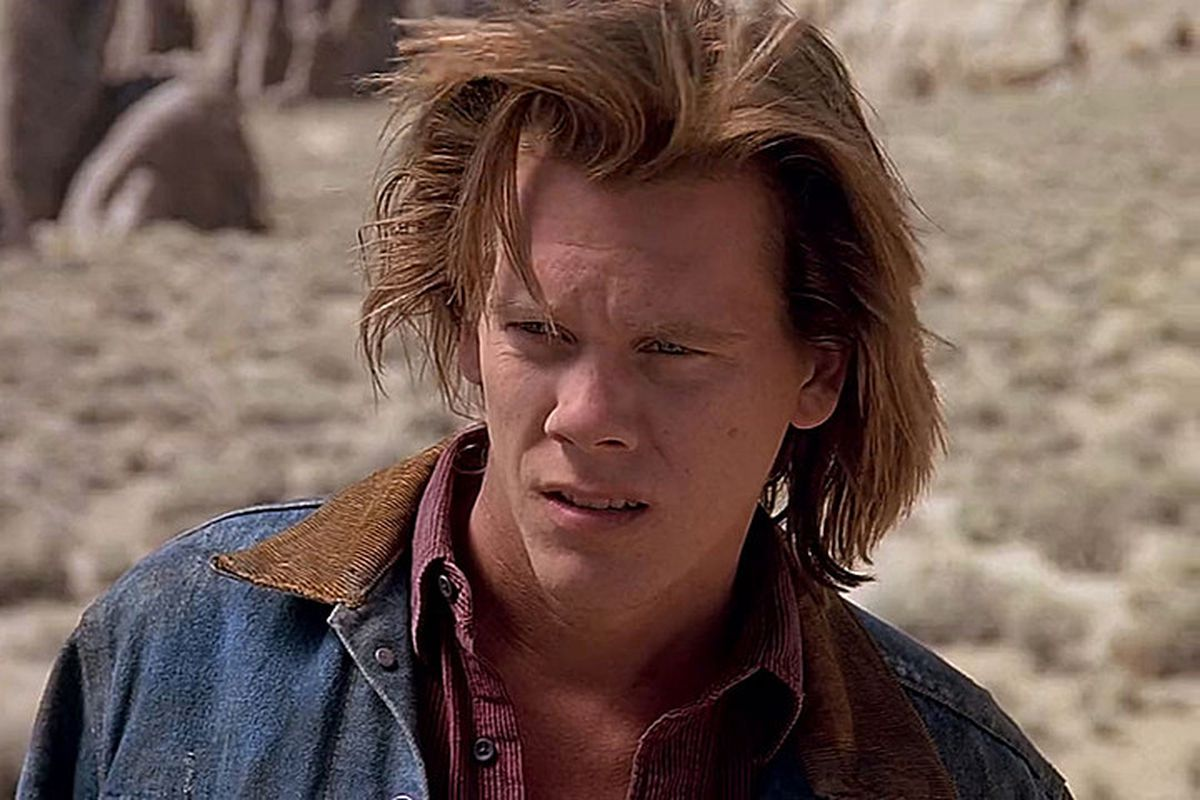 Image result for kevin bacon in tremors