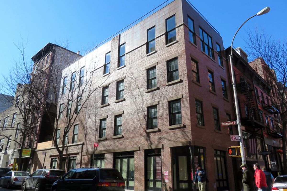 Greenwich Village gains another boutique rental building - Curbed NY