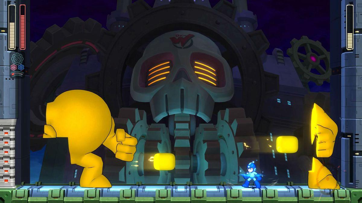 Mega Man 11Yellow Devil MK-III