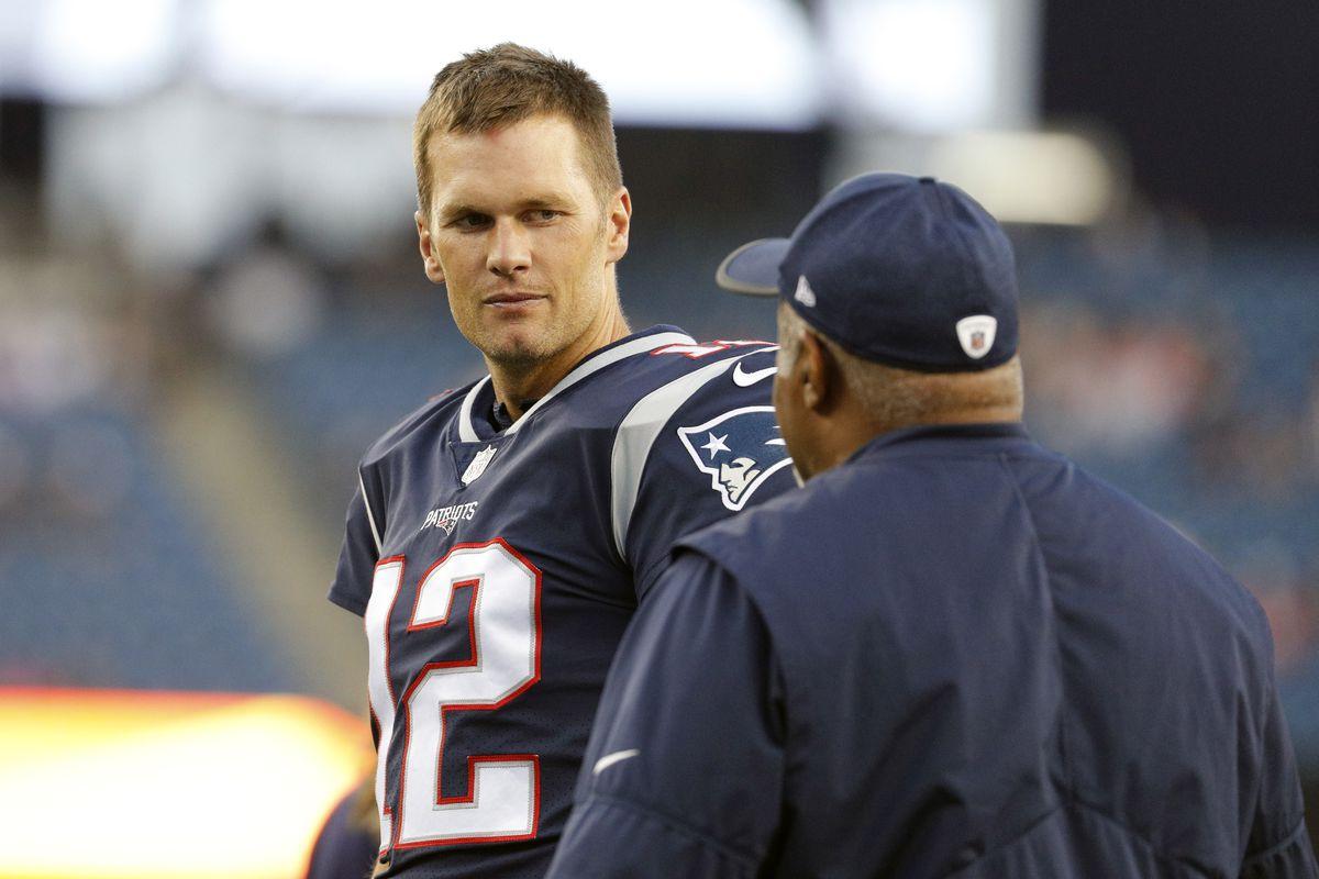 NFL: AUG 31 Preseason - Giants at Patriots