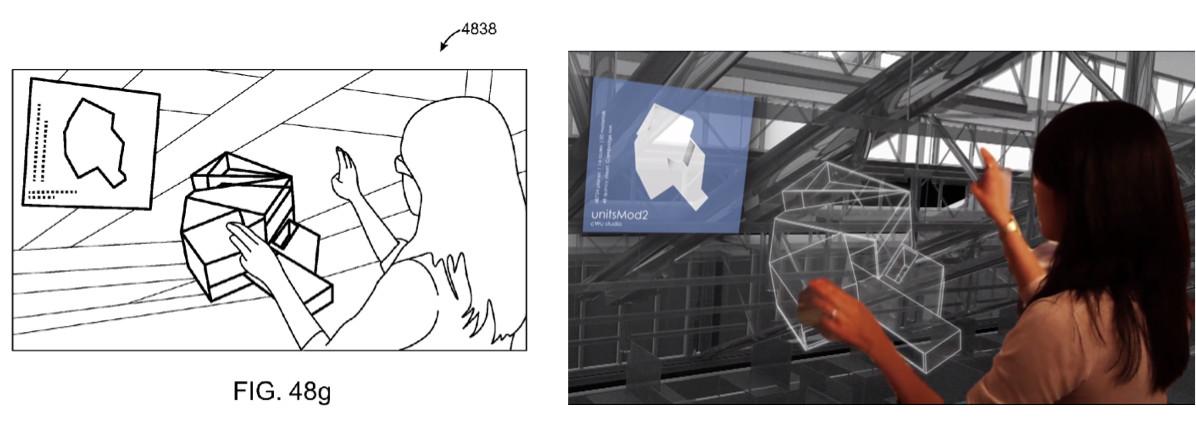 Magic Leap patent copy