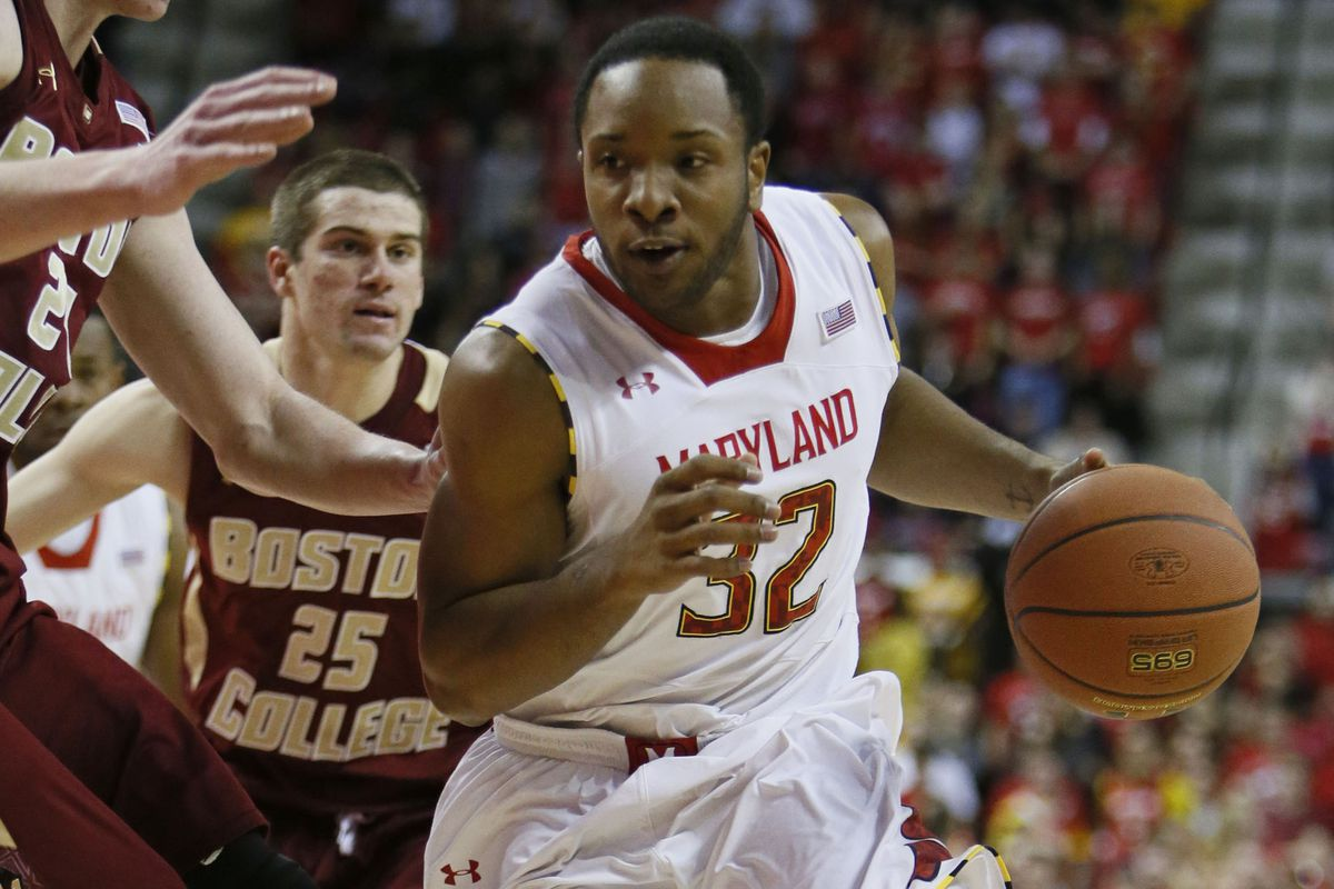 Maryland's latest answer at point guard?