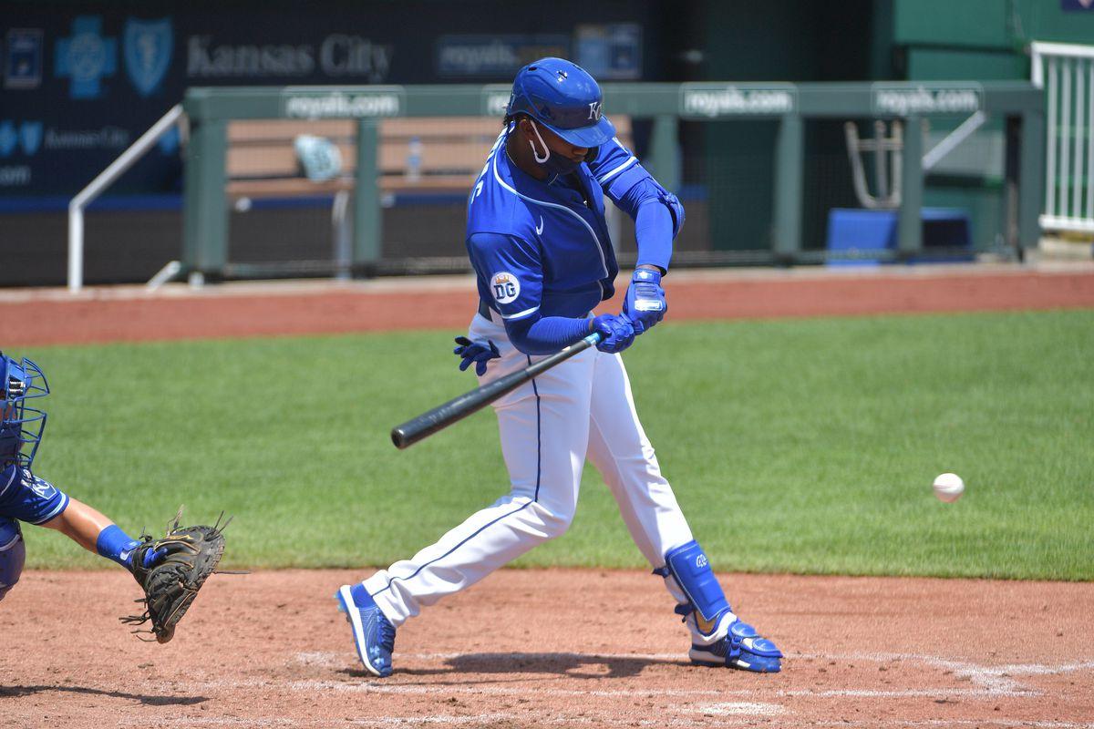 MLB: Kansas City Royals-Workouts