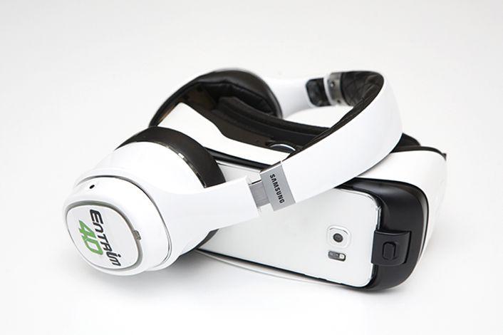 entrim 4d,  headphones