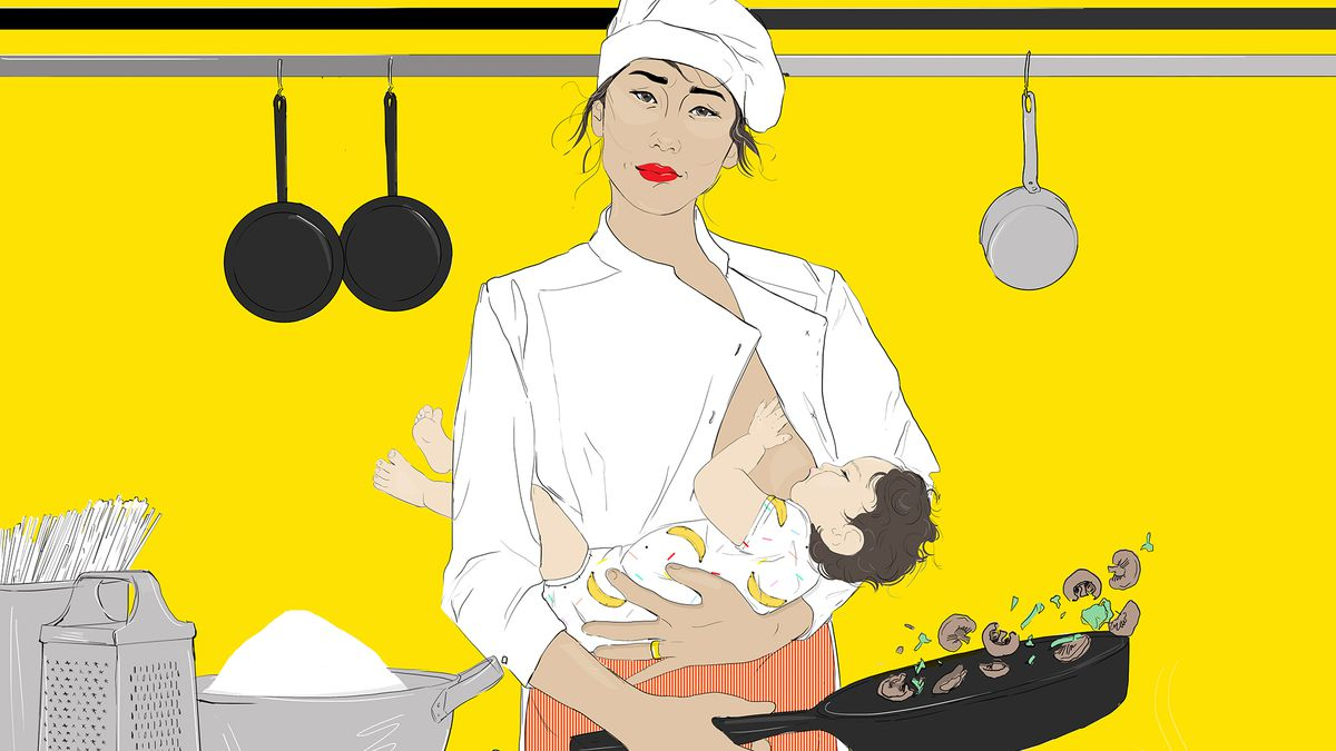 Escaping the restaurant industrys motherhood trap eater escaping the restaurant industrys motherhood trap sciox Image collections