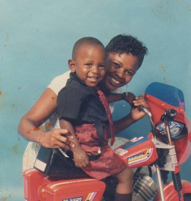 Kendrick Lamar/Mom