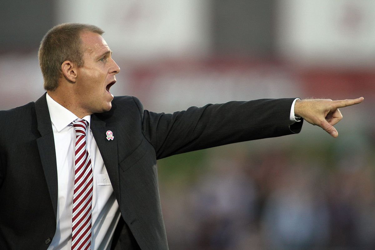 Good-bye, Gary. Good luck in your future endeavors, hopefully with a team that deserves your unique skills as manager more than we did.