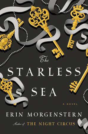 """Click for an exceprt from """"The Starless Sea""""by Erin Morgenstern."""