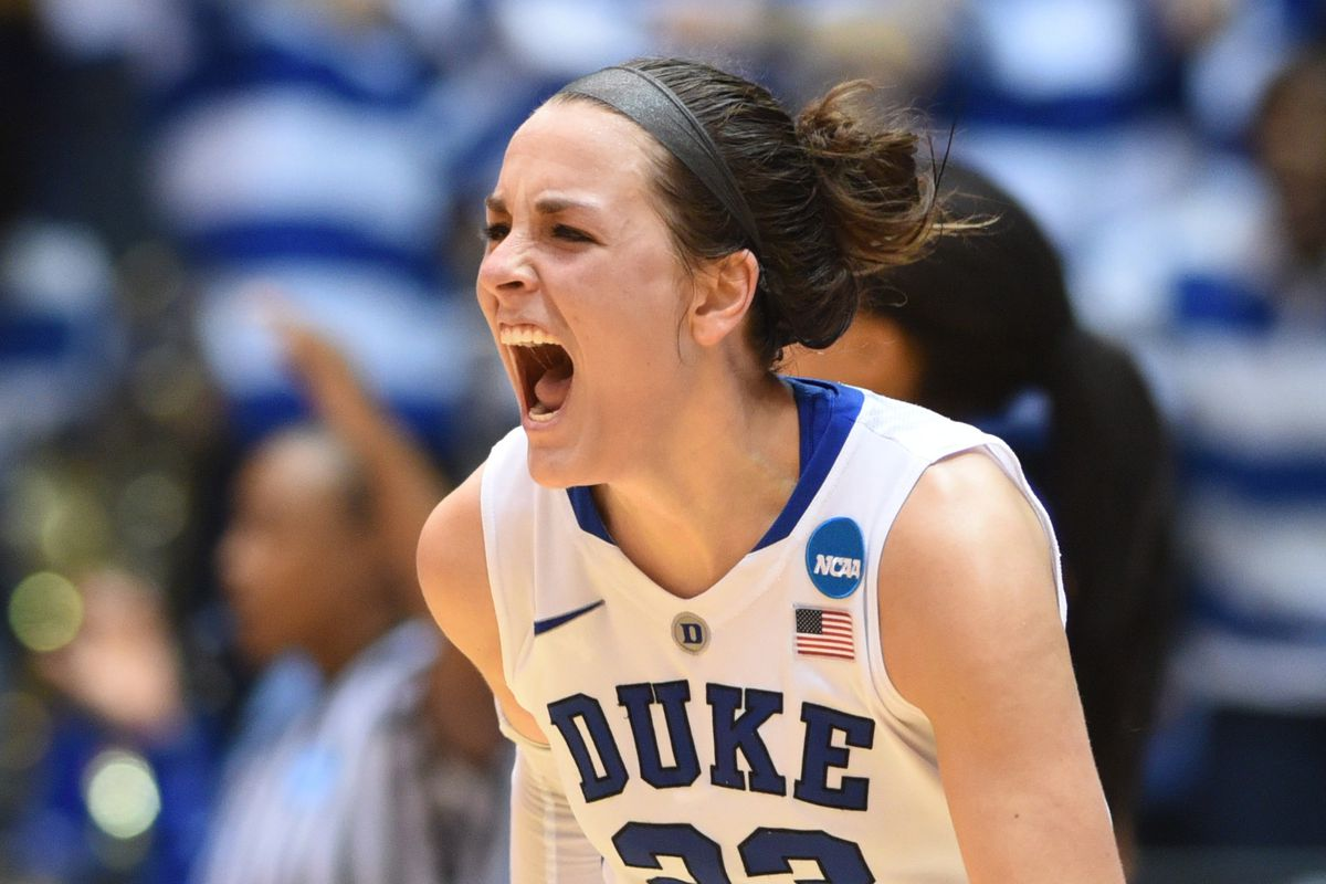 NCAA Womens Basketball: NCAA Tournament-First Round-Duke vs Albany