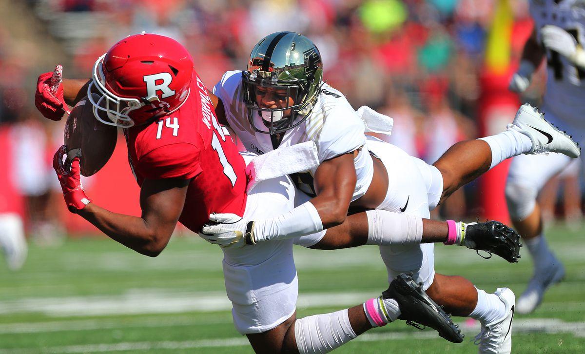 Purdue v Rutgers