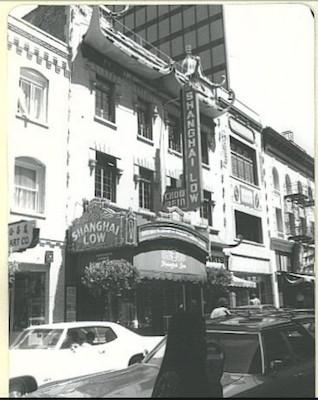 Shanghai Low building at 532 Grant, 1976.