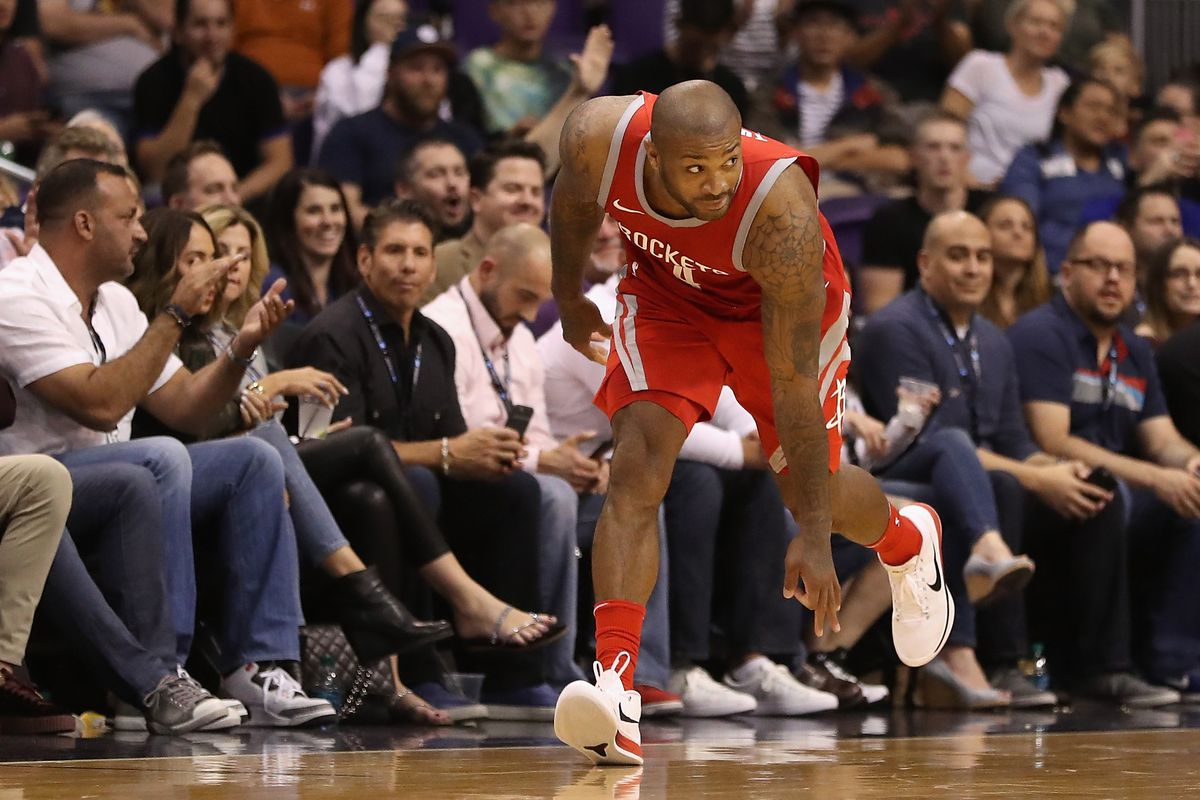How P.J. Tucker has been key to the Rockets' win streak - The Dream Shake