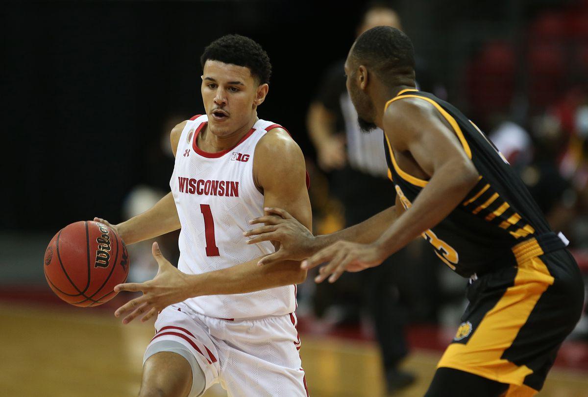 NCAA Basketball: Arkansas-Pine Bluff at Wisconsin