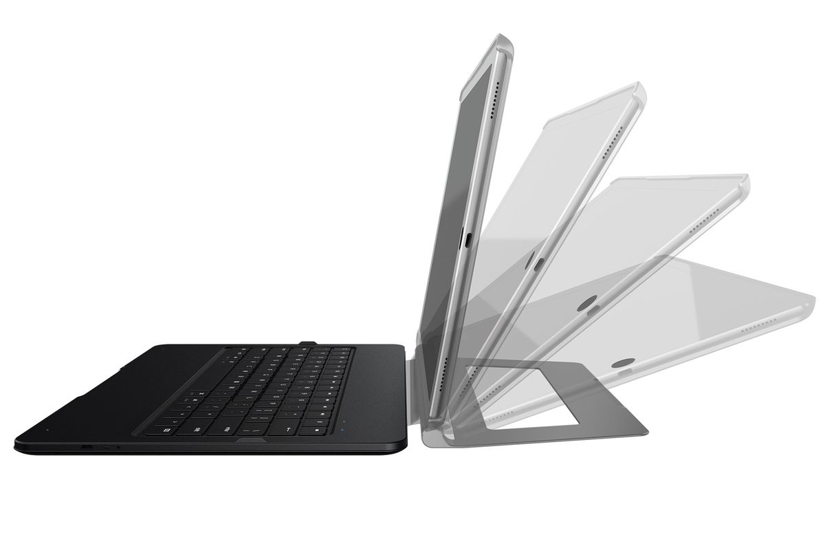 Razer Mechanical Keyboard Case for theiPad Pro
