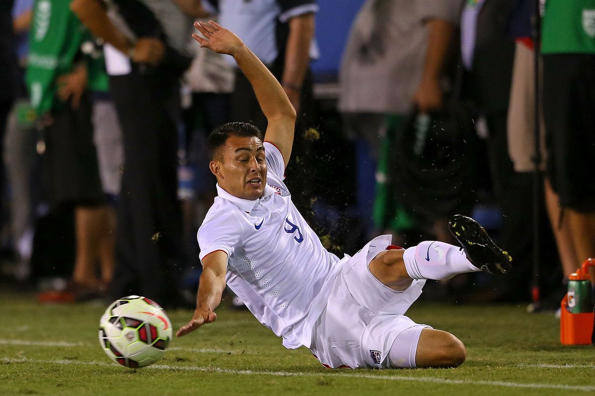 Miguel Ibarra starting for U.S. in SoCal.