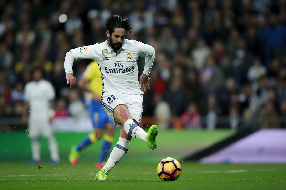 Report Real Madrid Affix Price Tag on Barcelona Tar Isco