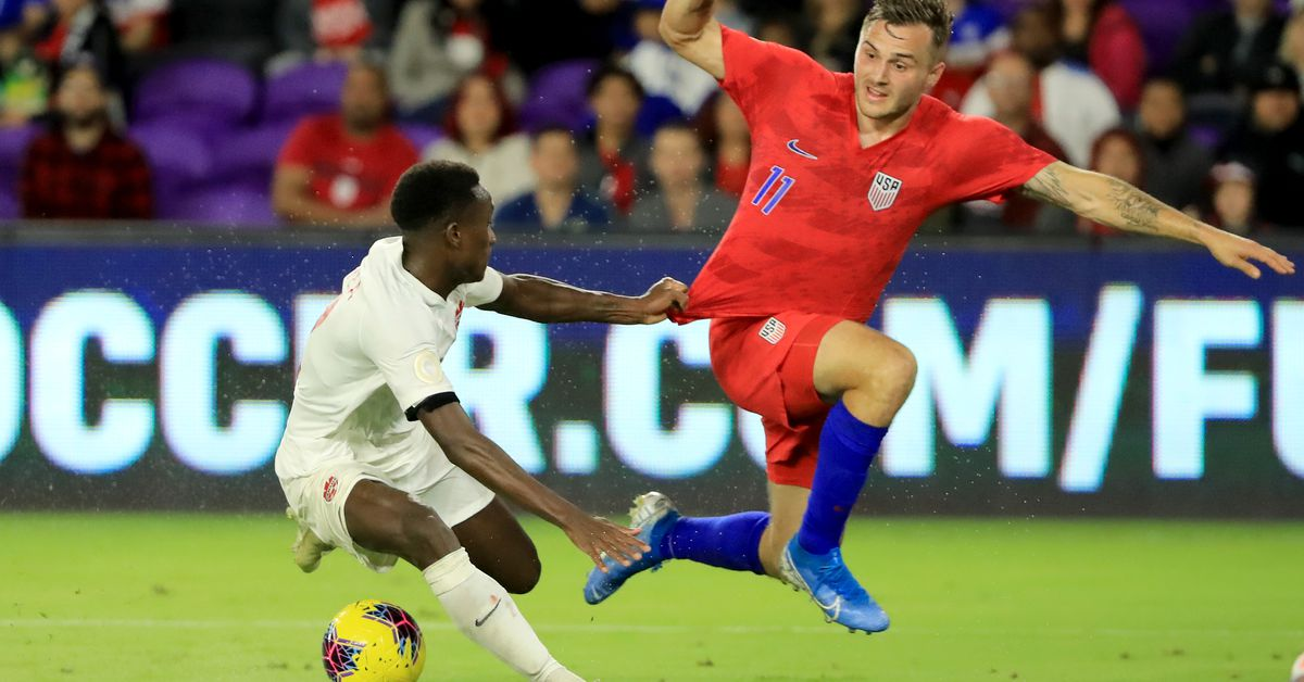 Canada Come Up Horribly Short in Florida - Mount Royal Soccer