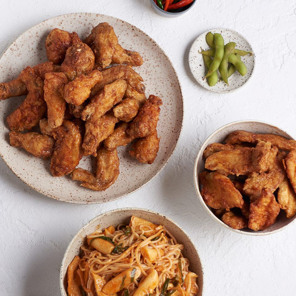 Fried chicken and more at Bonchon