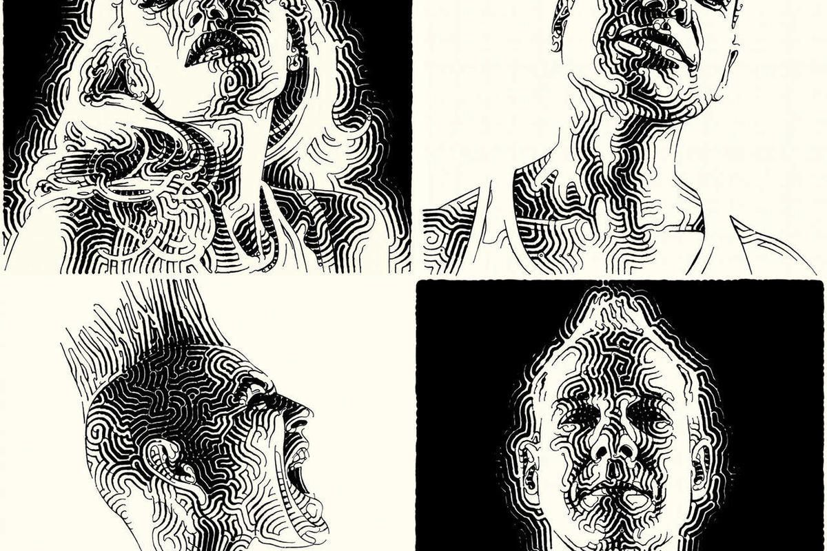 """This CD cover image released by Interscope Records shows the latest release for No Doubt, """"Push and Shove."""""""