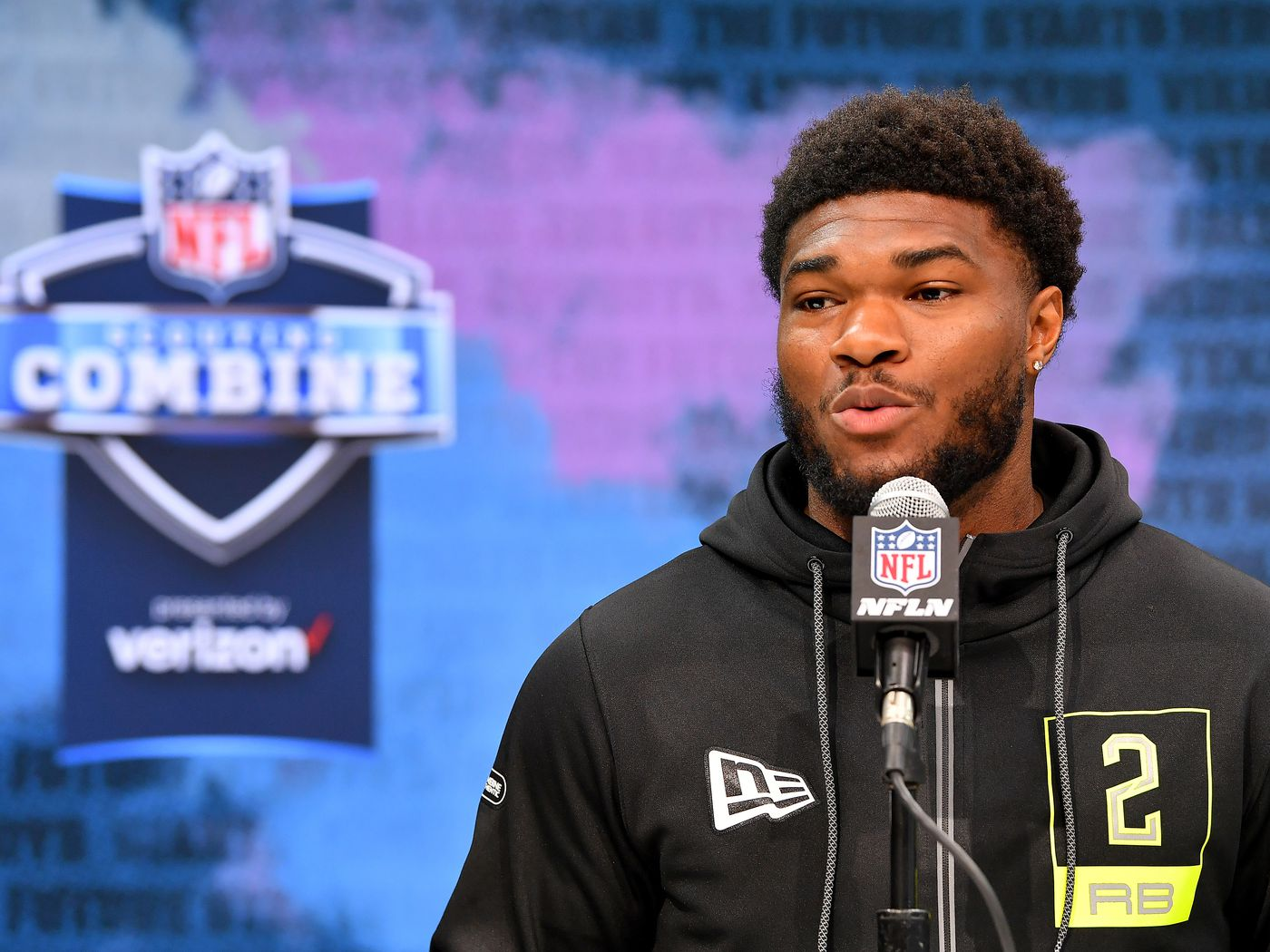 Rams Draft Rb Cam Akers With 52nd Pick In 2020 Nfl Draft Turf Show Times