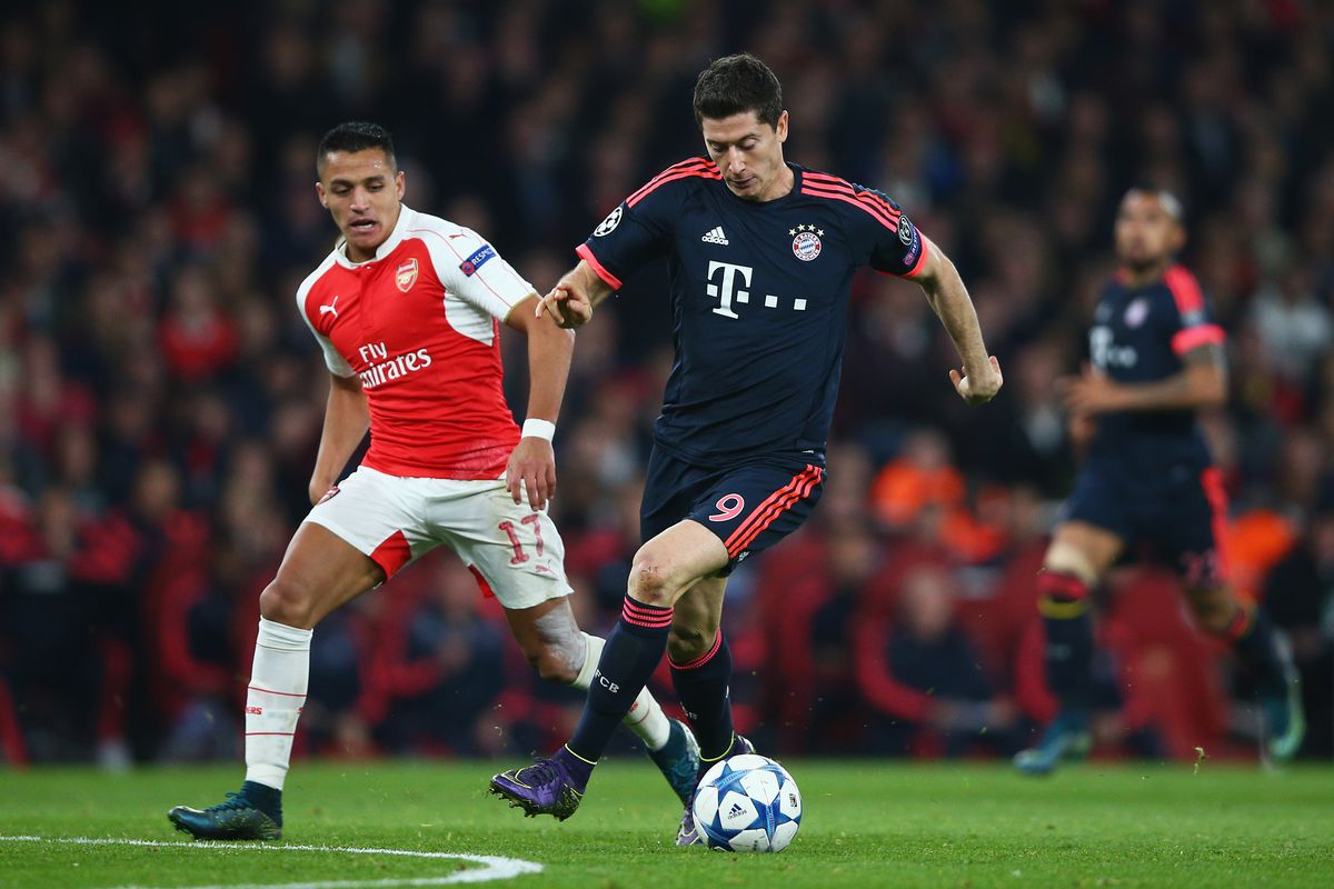 arsenal vs bayern - photo #39