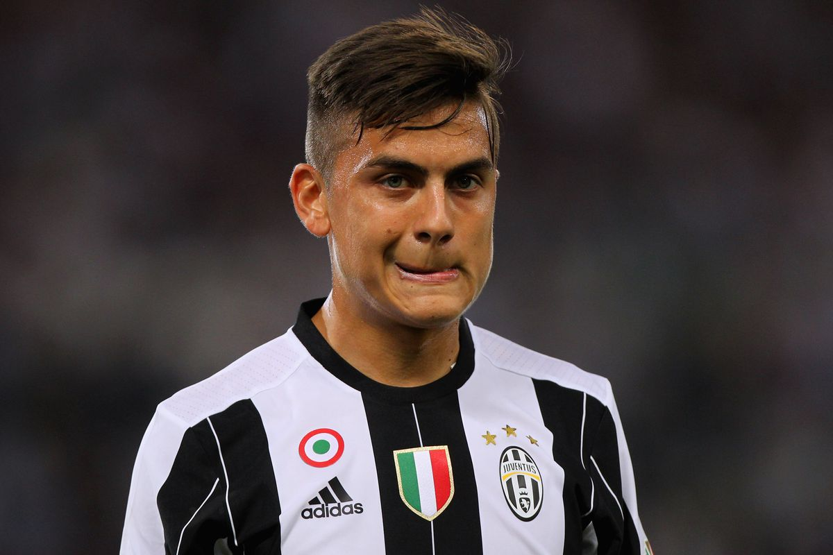 Juventus striker Paulo Dybala disappointed after not ting