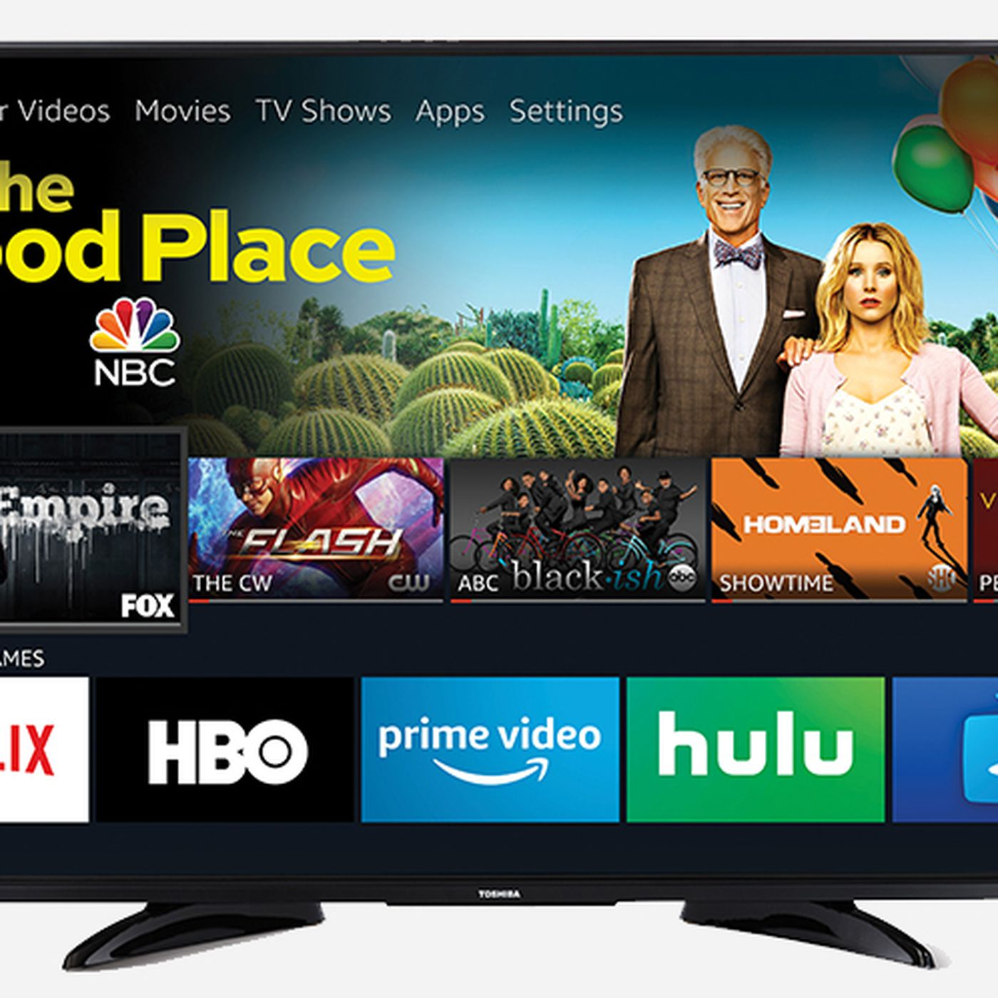 toshiba fire tv edition review