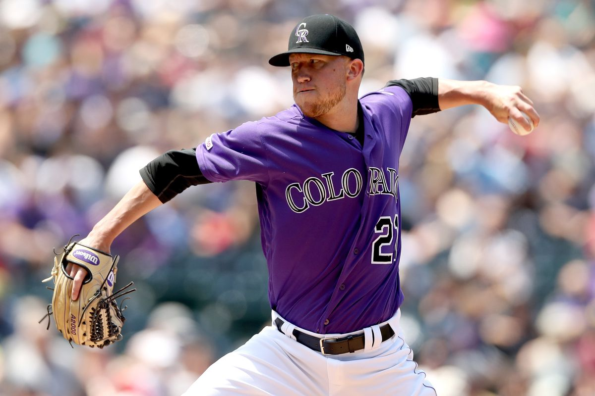 8523d91d Colorado Rockies pitchers might have a problem with the new baseball ...