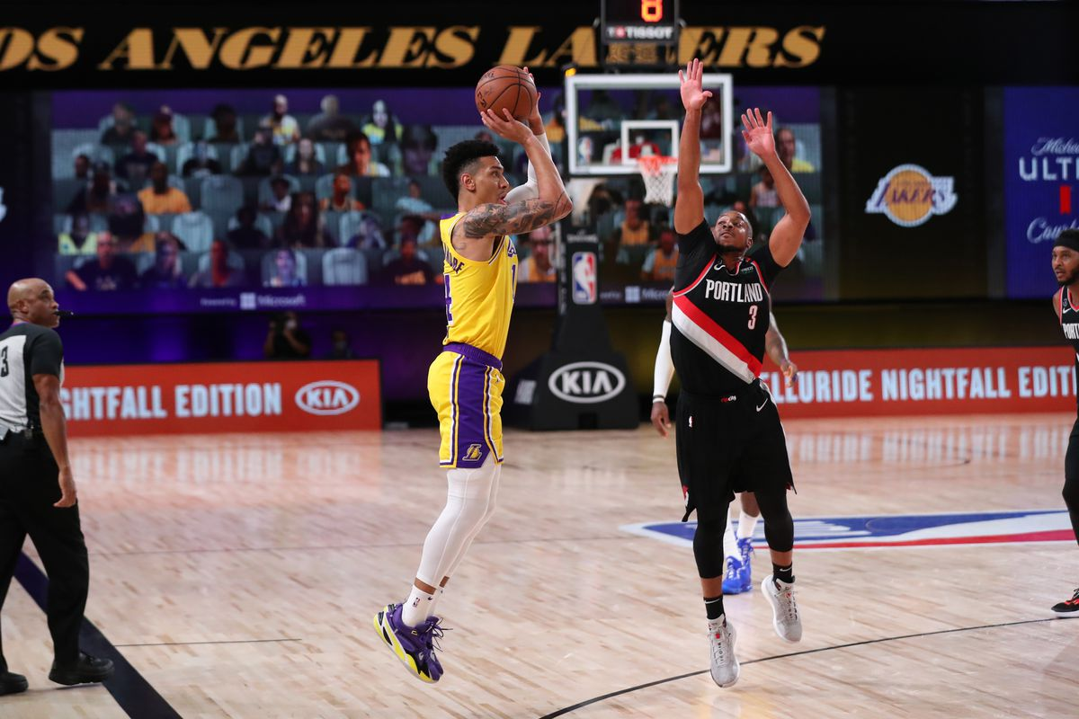 The Lakers Officially Have A Danny Green Problem Silver Screen And Roll