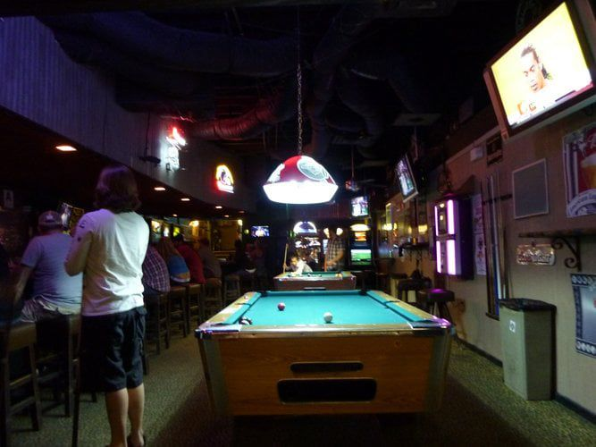 Pacific Beach is no stranger to bars but The Silver Fox Lounge is one of  its OG stars. A requisite pool table and 6 a.m. opening time seals its deal  in the ...