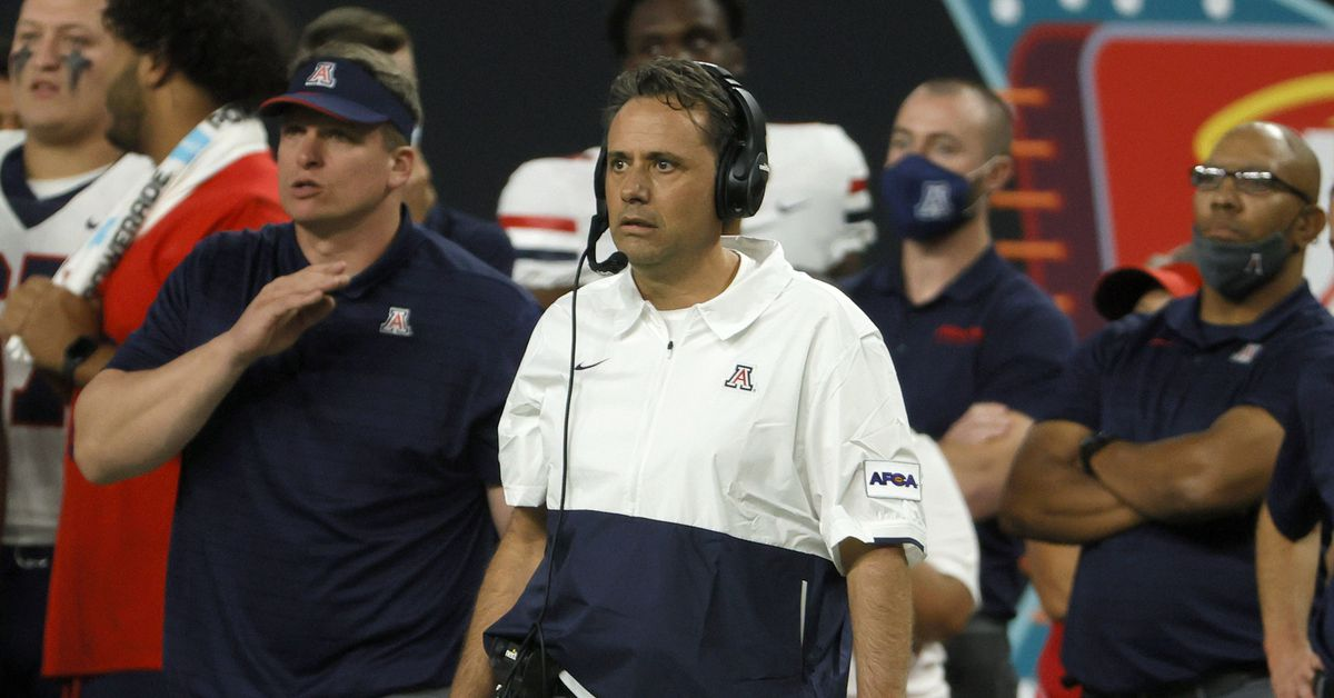 Jedd Fisch stresses need for patience after Arizona's loss to NAU