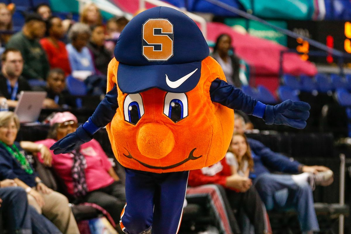 Maybe Syracuse has been winning because I've refused to use a picture of Otto.