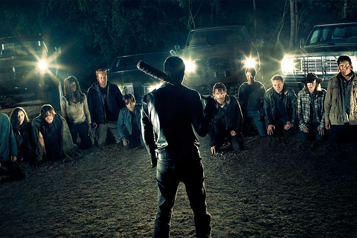 The Walking Dead Staffel 7 Kinox