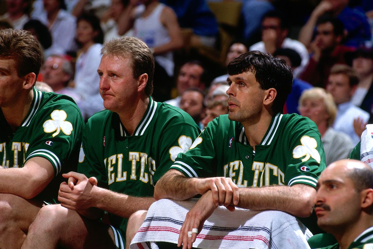 1992 NBA Playoffs: Boston Celtics vs. Cleveland Cavaliers